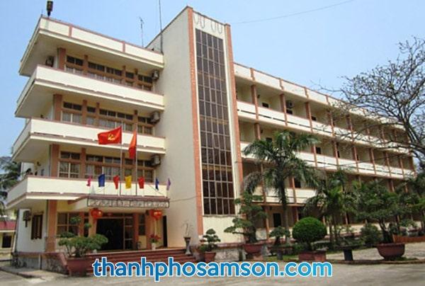 Khách sạn Công Đoàn Sầm Sơn Thanh Hoá