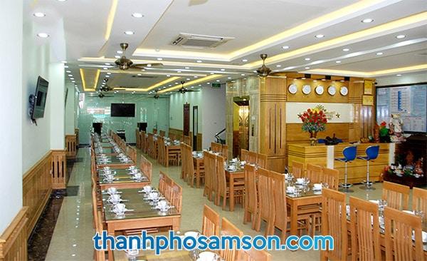 Tầng 1 khách sạn Đức Thắng Sầm Sơn