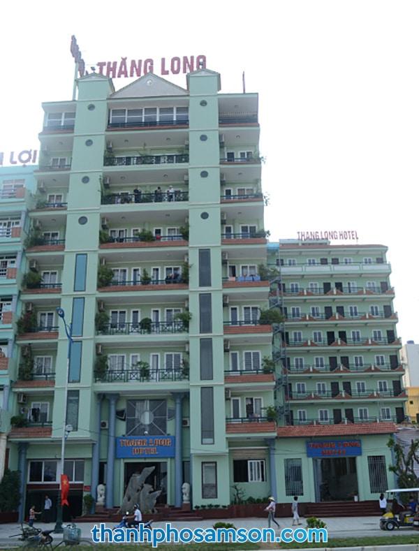 Khách sạn Thăng Long Sầm Sơn