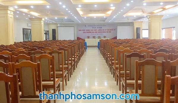 Phòng họp phục vụ hội nghị, hội thảo