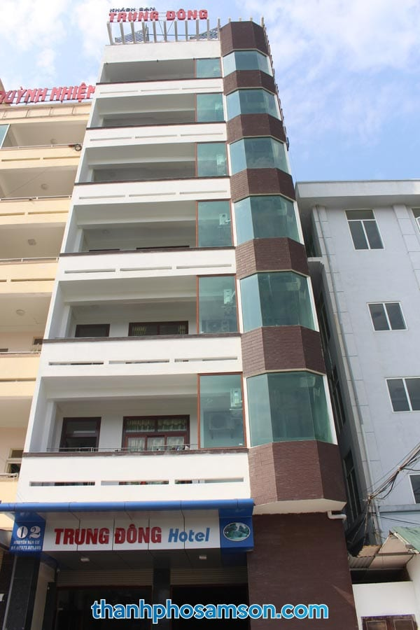 Khách sạn Trung Đông Sầm Sơn