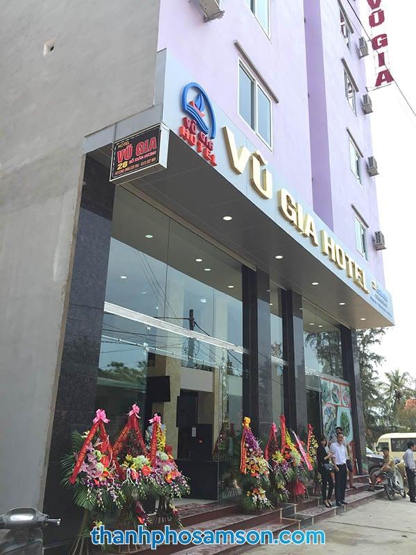 Khách sạn Vũ Gia Sầm Sơn