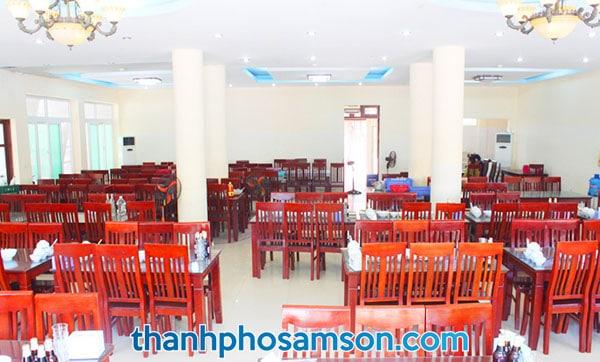 Khu vực phòng ăn