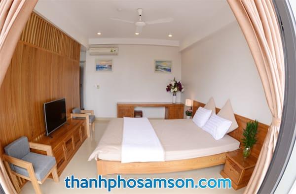 Phòng đơn khách sạn Thanh Long
